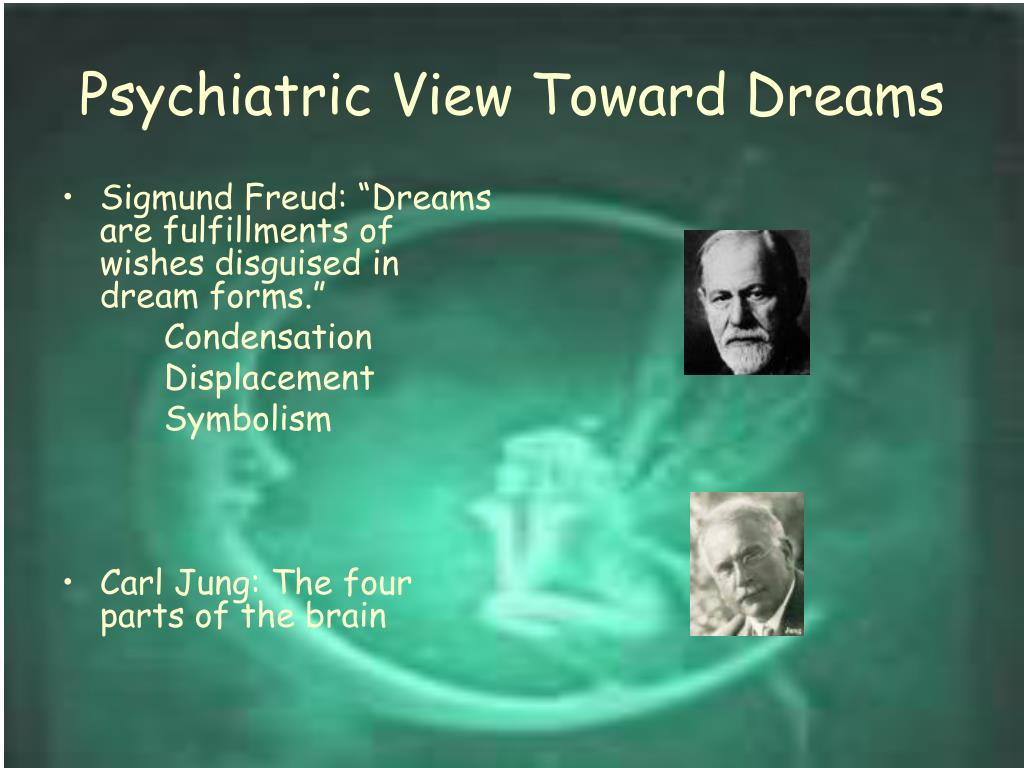 Psychiatric View Toward Dreams