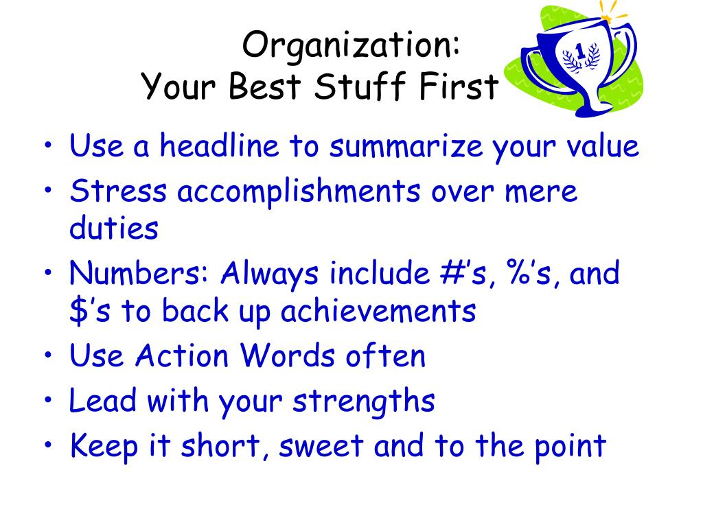 Organization: