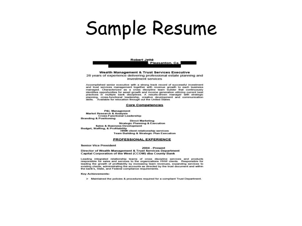 resume punctuation bullets