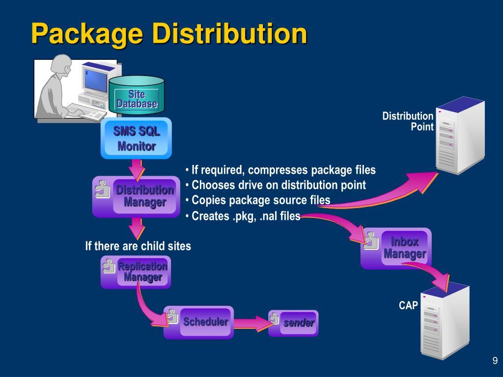SMS SQL