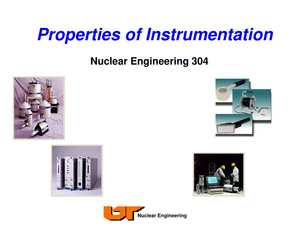 Properties of Instrumentation