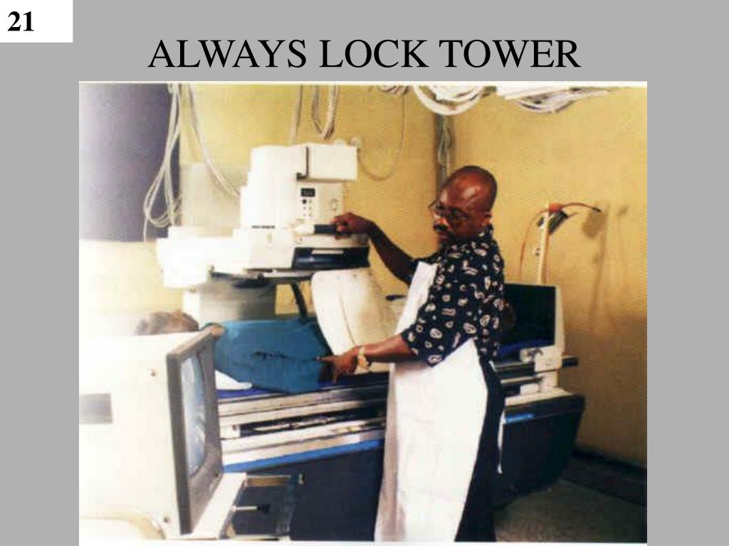ALWAYS LOCK TOWER