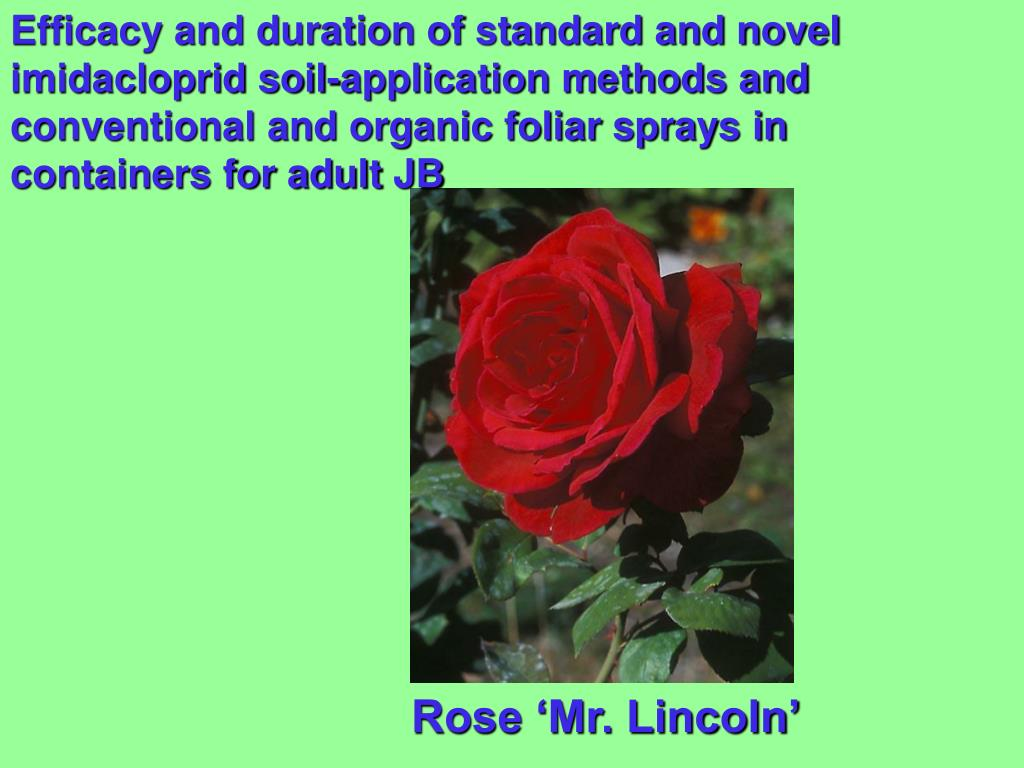 Efficacy and duration of standard and novel