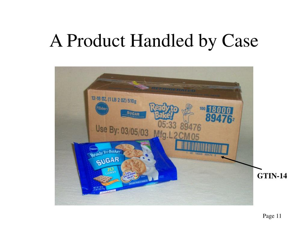 A Product Handled by Case