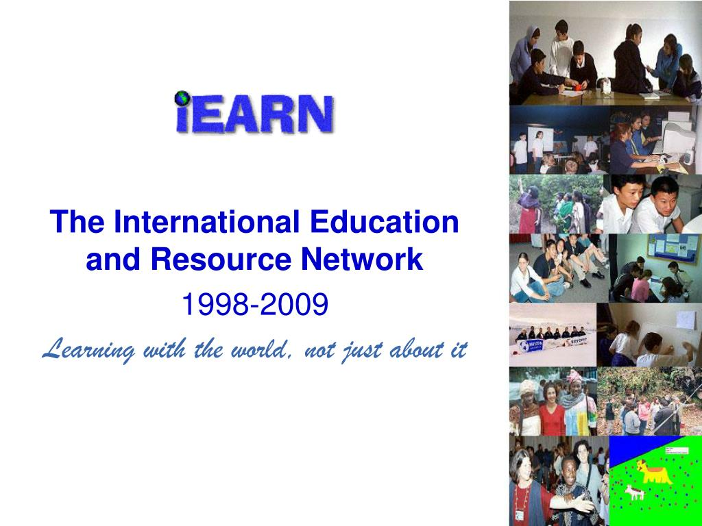 The International Education and Resource Network