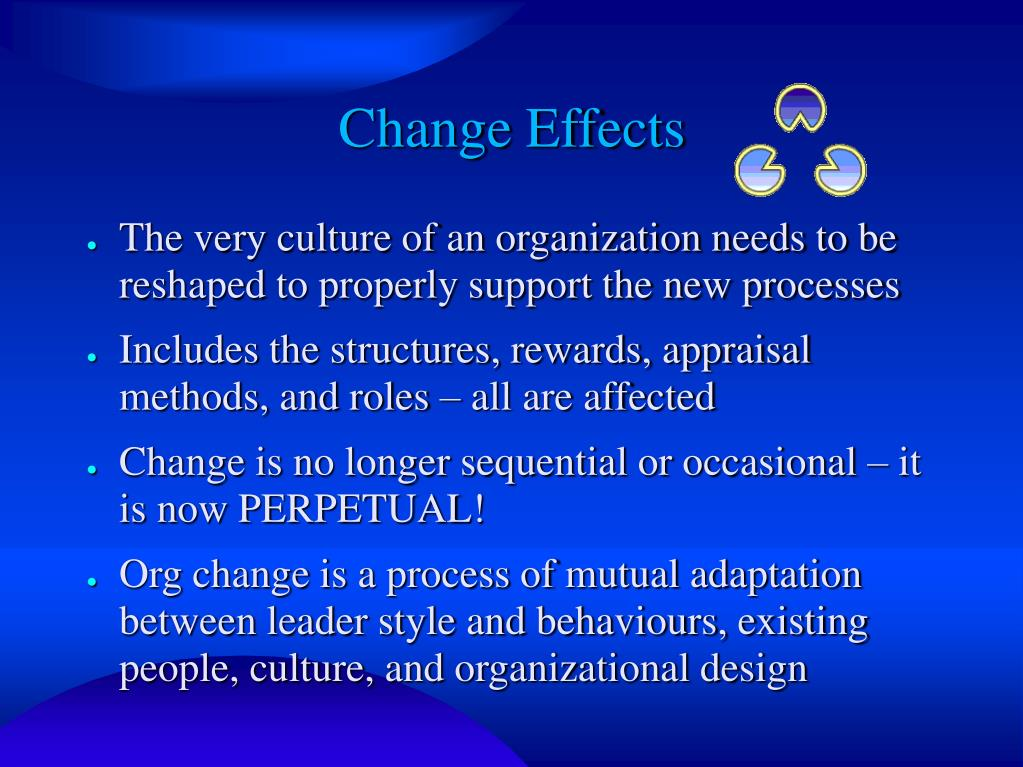 Change Effects