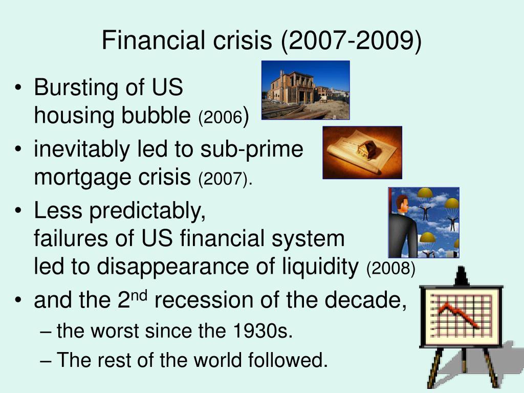Financial crisis (2007-2009)