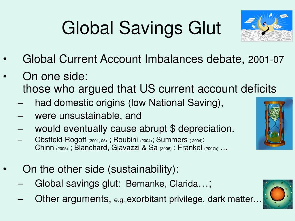 Global Savings Glut