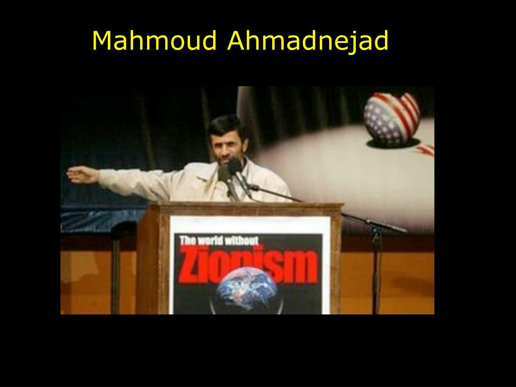 Mahmoud Ahmadnejad