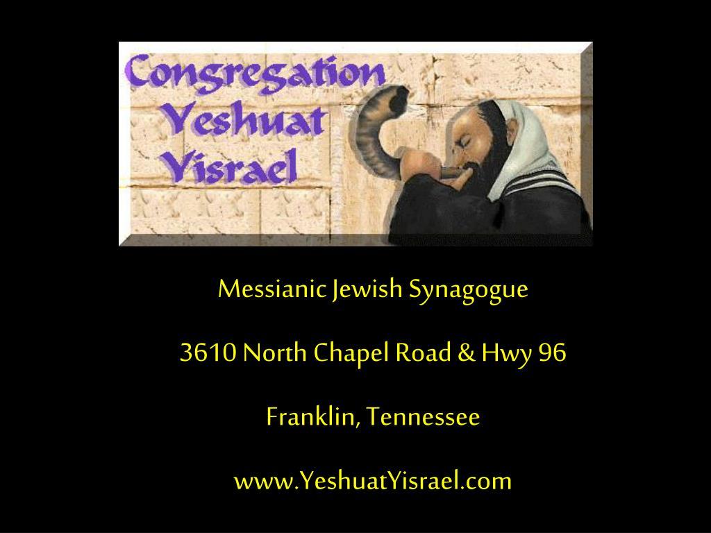 Messianic Jewish Synagogue