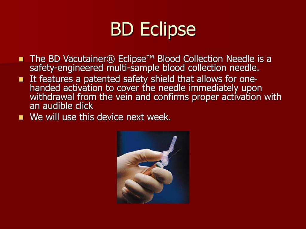 BD Eclipse