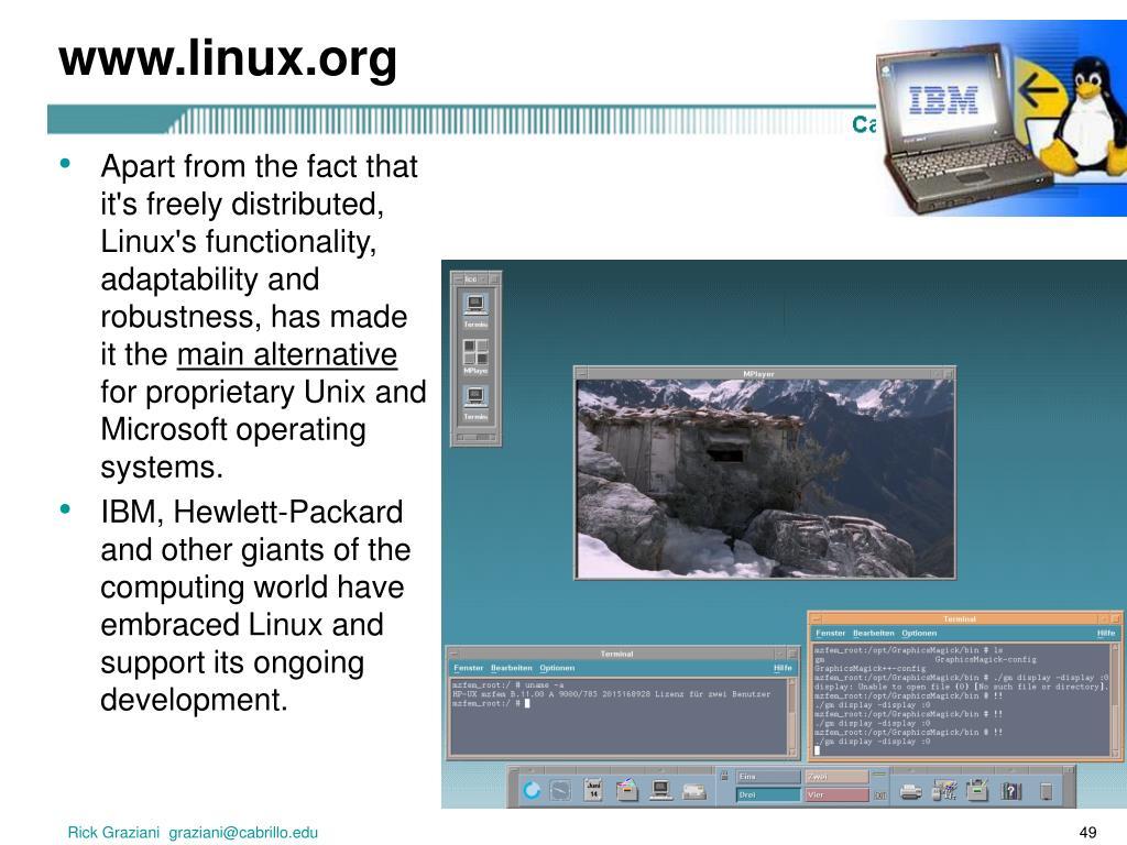 www.linux.org