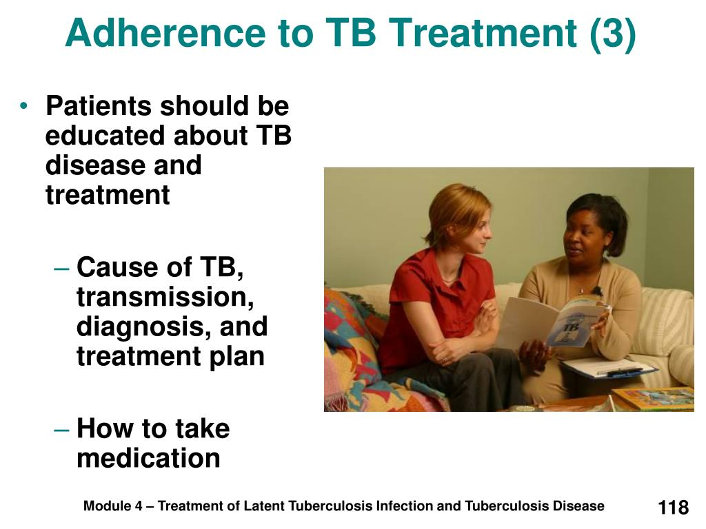 Adherence to TB Treatment (3)