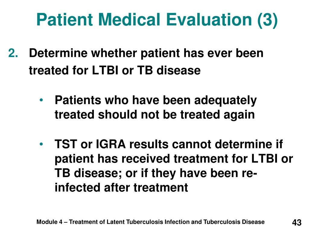 Patient Medical Evaluation (3)