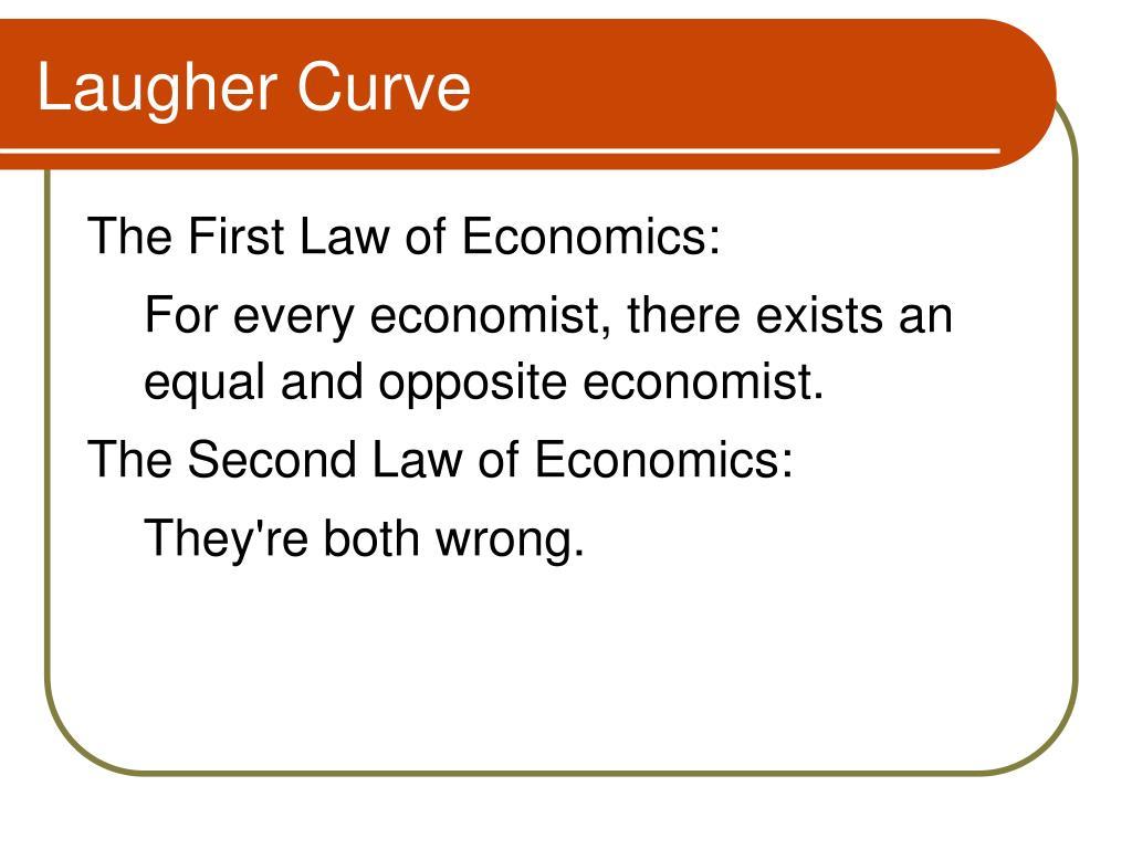 Laugher Curve