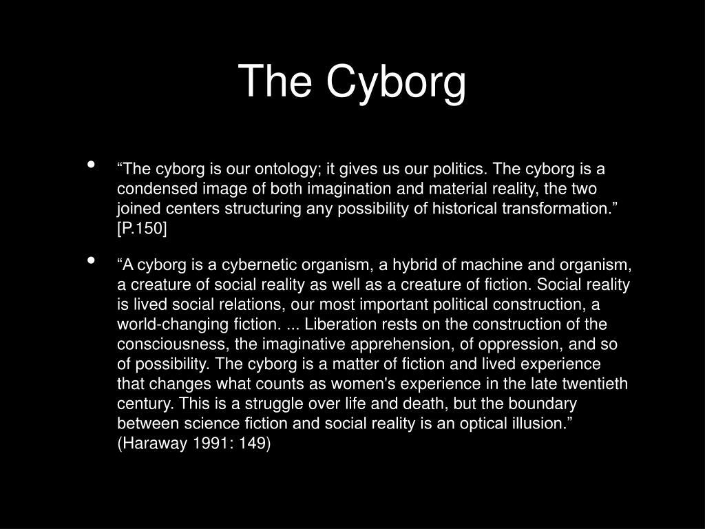 The Cyborg