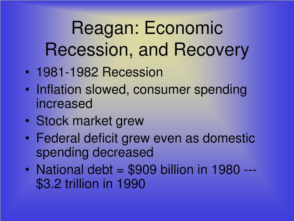 PPT - Ronald Reagan PowerPoint Presentation - ID:264840