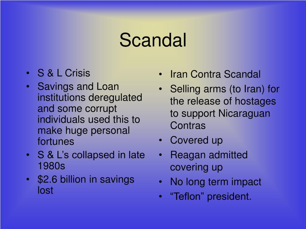 Long Term Loan >> PPT - Ronald Reagan PowerPoint Presentation - ID:264840
