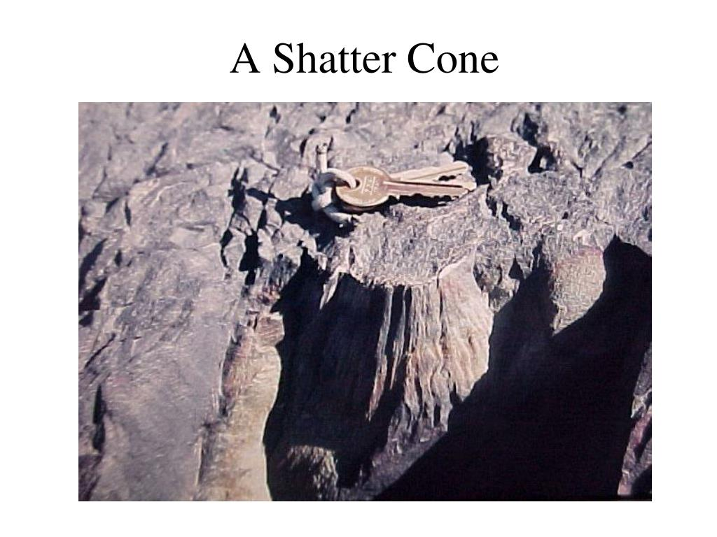A Shatter Cone