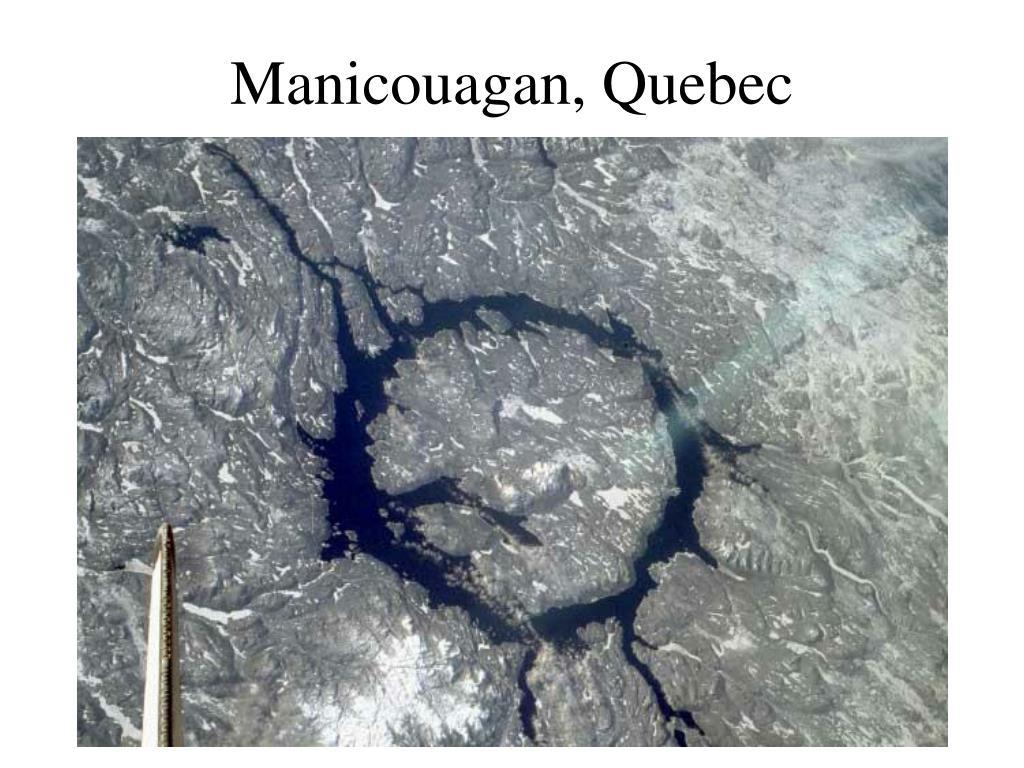 Manicouagan, Quebec