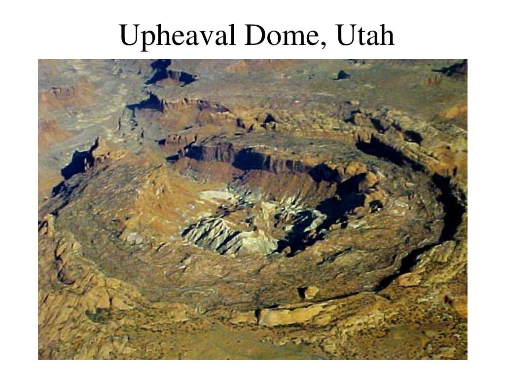 Upheaval Dome, Utah