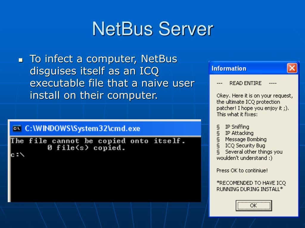 NetBus Server