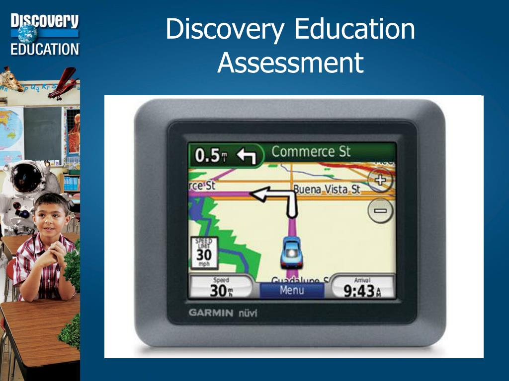 Discovery Education Assessment