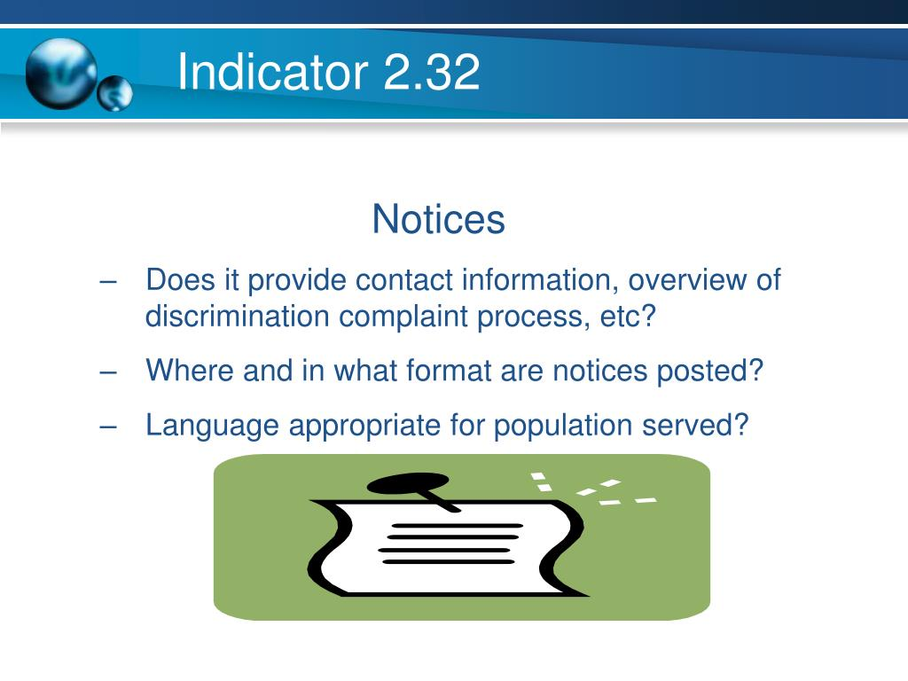 Indicator 2.32