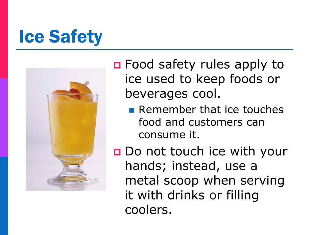 Ice Safety