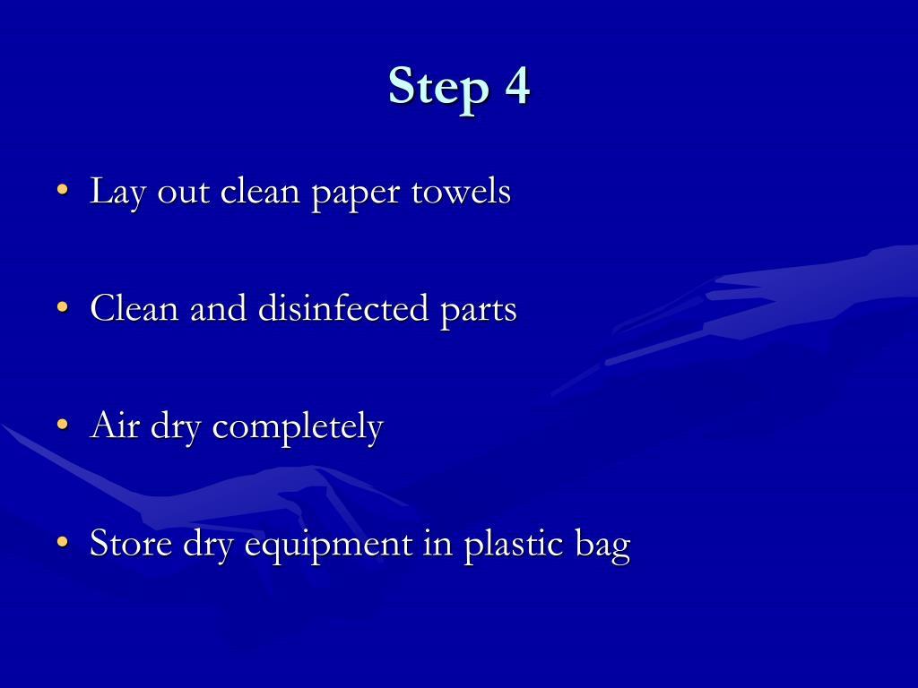 Step 4