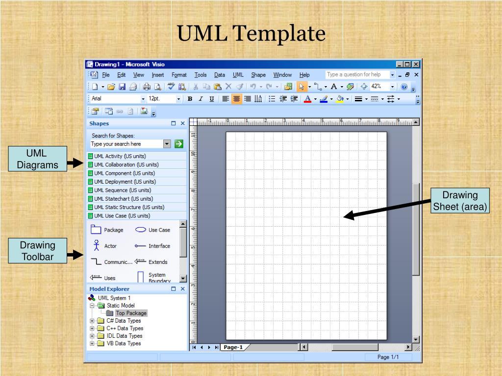 UML Template
