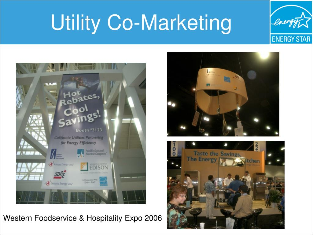 Utility Co-Marketing