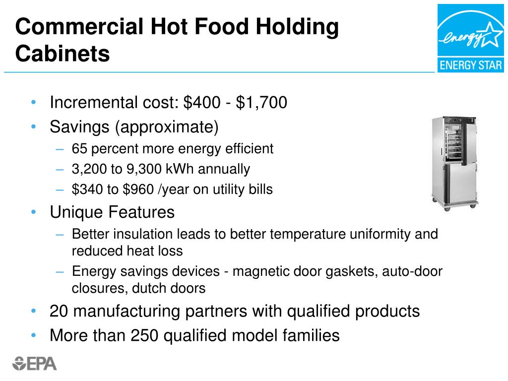 Commercial Hot Food Holding Cabinets
