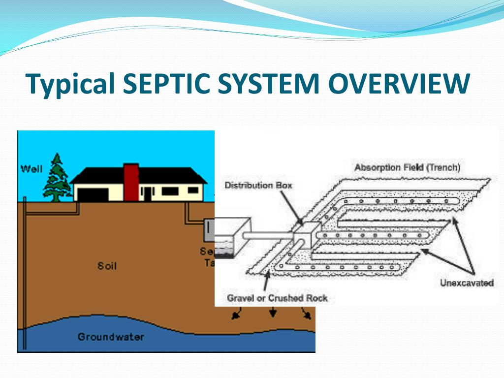 ppt septic systems and alternative septic systems
