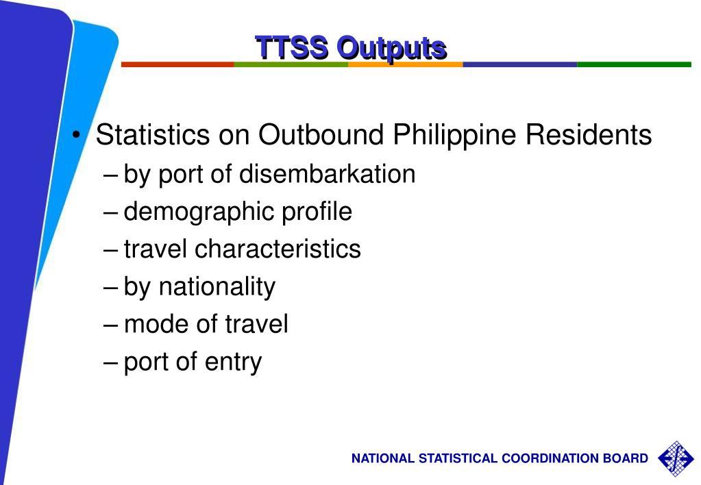 TTSS Outputs