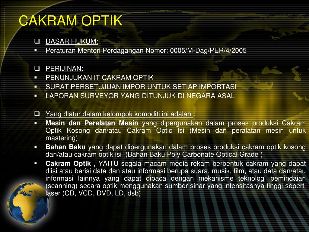CAKRAM OPTIK