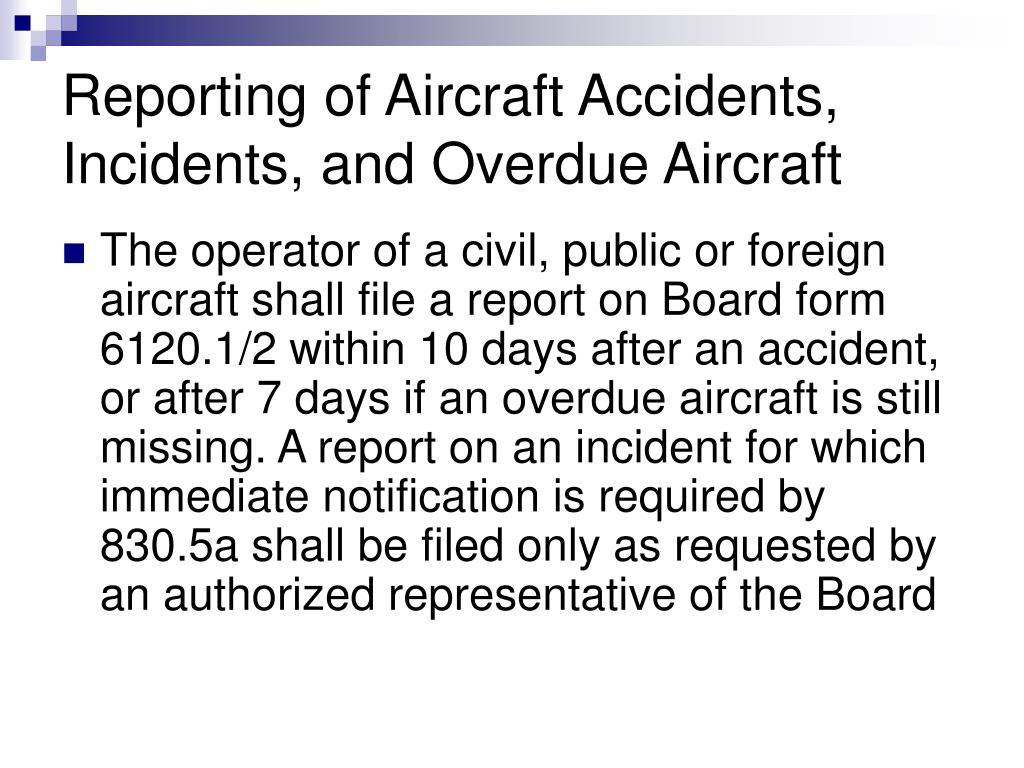 national transportation safety board aircraft accident brief The national transportation safety board (ntsb), established in 1967, is an independent federal agency mandated by congress through the independent safety board act of 1974 to investigate transportation accidents, determine the probable causes of the.