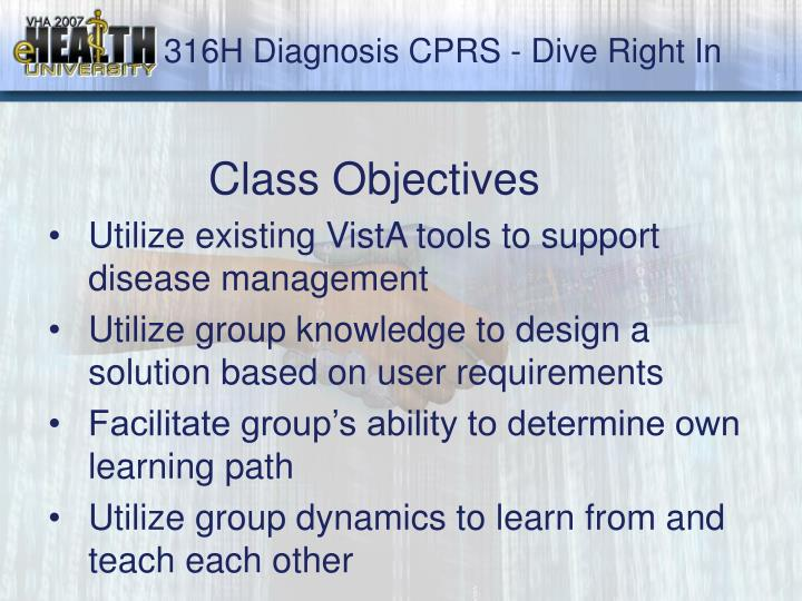 316h diagnosis cprs dive right in2