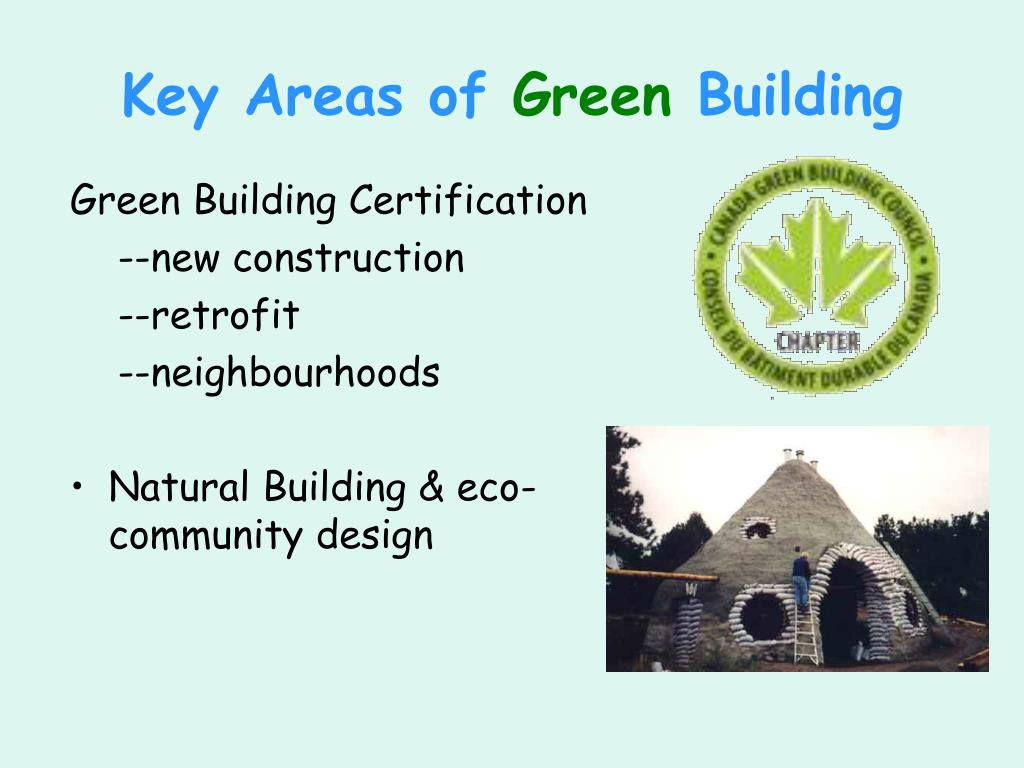 Key Areas of