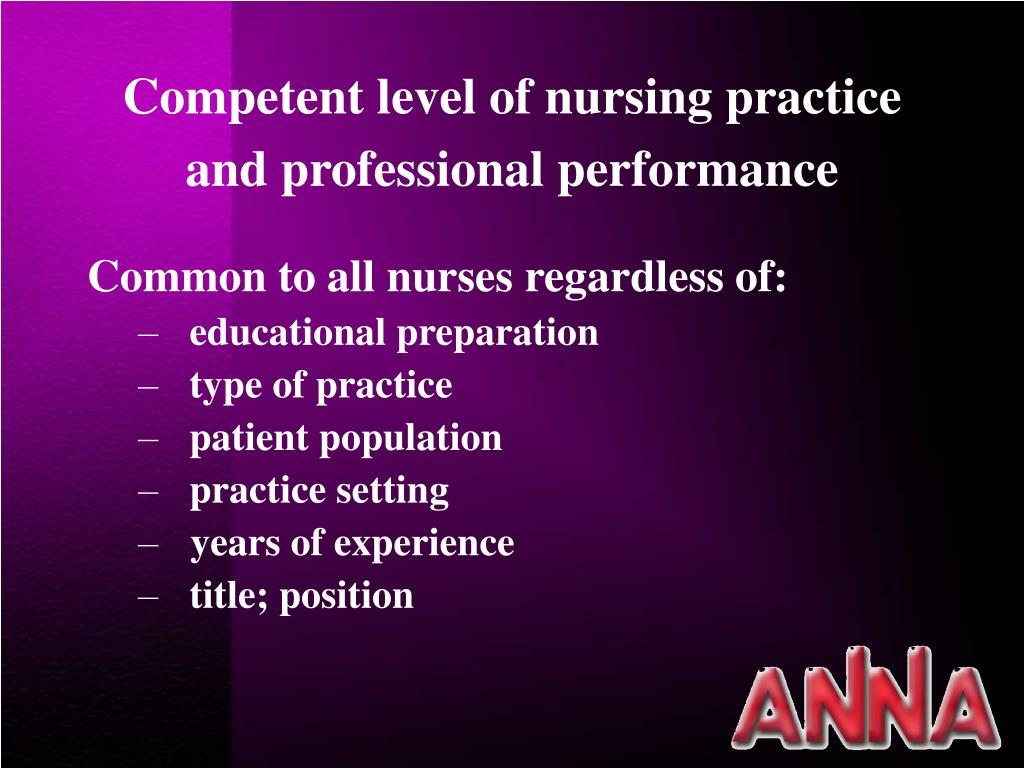 required educational preparation for nursing practice essay Public health nursing student home visit preparation: the role of simulation in increasing confidence elizabeth richards purdue university - main.