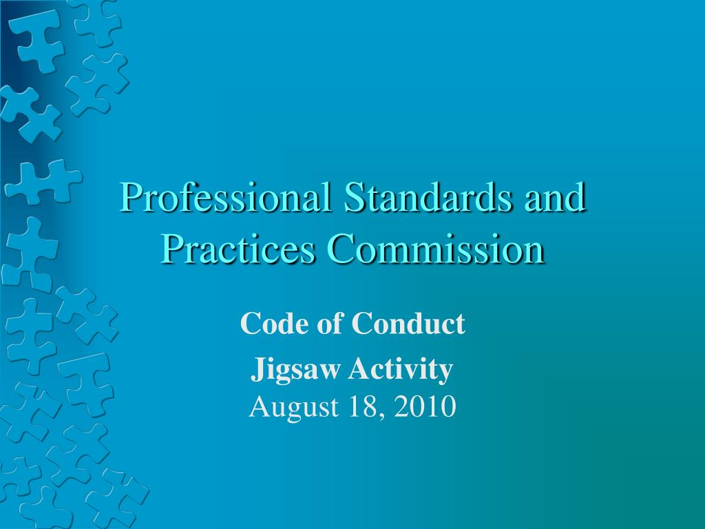 Professional Standards and Practices Commission