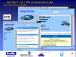 and from the vhn compendium site http emc vhn net public