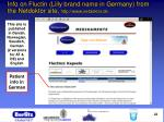 info on fluctin lilly brand name in germany from the netdoktor site http www netdoktor de