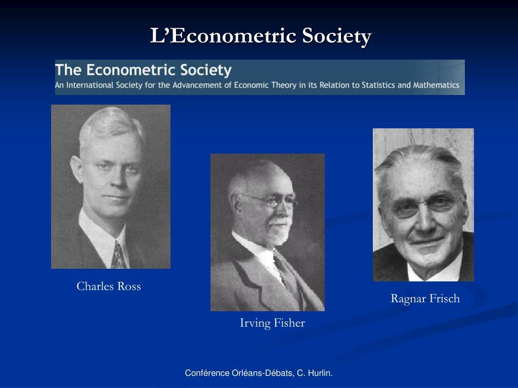 L'Econometric Society