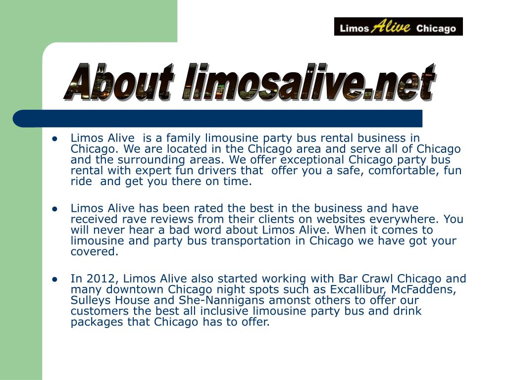 About limosalive.net