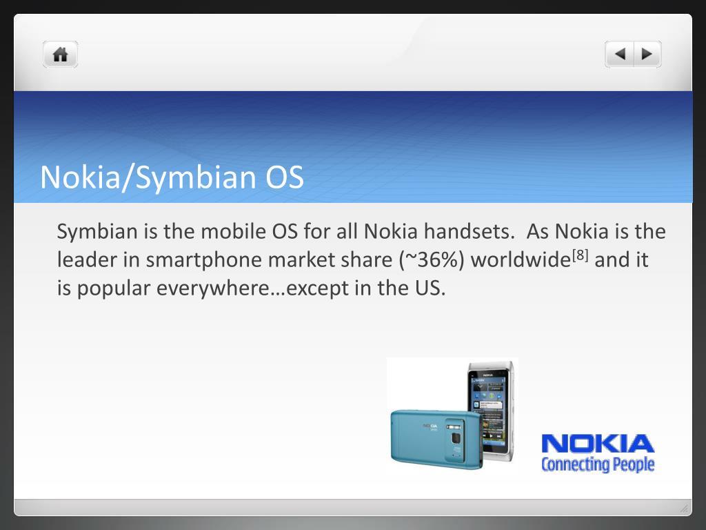 Nokia/Symbian OS