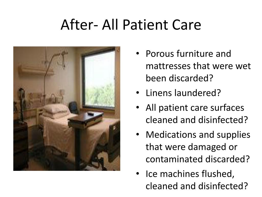 After- All Patient Care