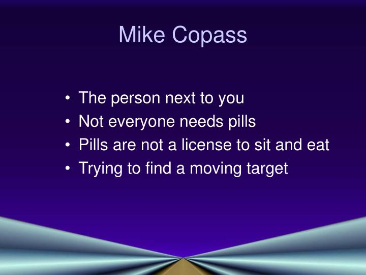 Mike copass