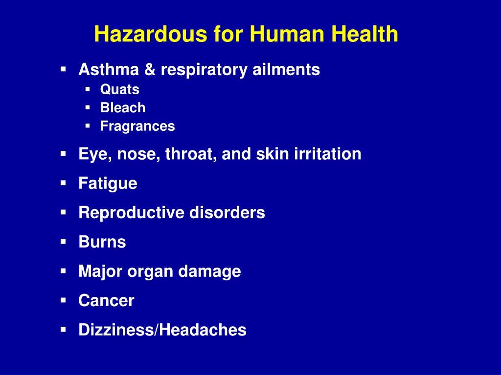 Asthma & respiratory ailments