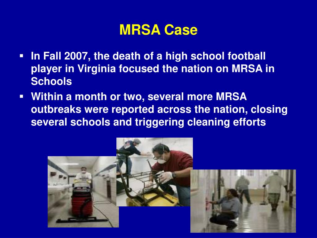 MRSA Case